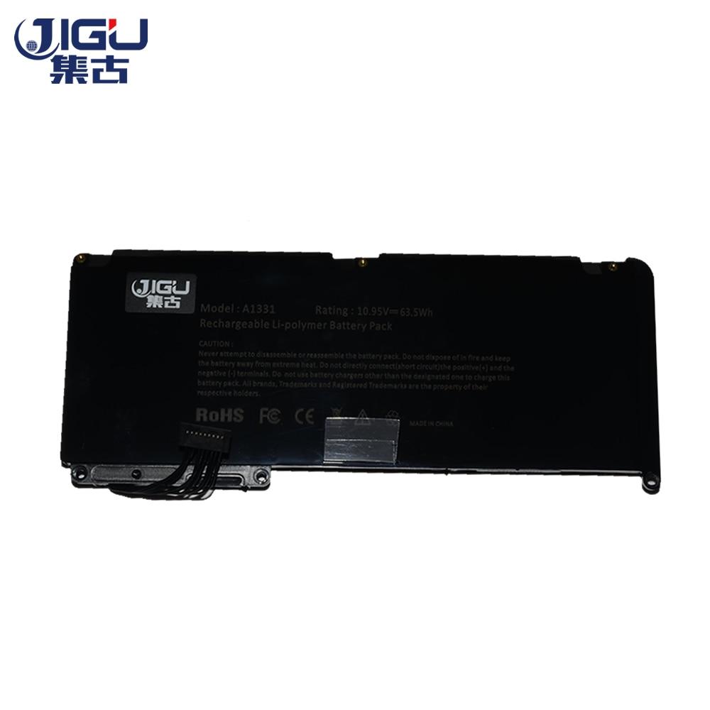 Batterie de remplacement JIGU pour Apple MacBook Unibody 13 A1331 A1342 661-5391 020-6582-A MacBook Air MC233LL/A 020-6809-ABatterie de remplacement JIGU pour Apple MacBook Unibody 13 A1331 A1342 661-5391 020-6582-A MacBook Air MC233LL/A 020-6809-A