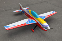 Flight Model Electric RC Remote Control Airplane Model Magpie 59 Aircraft Balsa Wood Unassembled Kit
