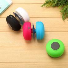 BTS-06 mini waterproof bluetooth speaker Handsfree Stereo Music Sound wireless portable Speaker for phones mp3 pc