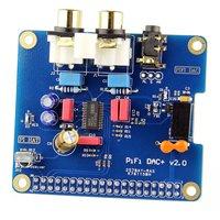 Interface Special HIFI DAC+ audio Sound Card For Raspberry PI 3 B+/2B Version