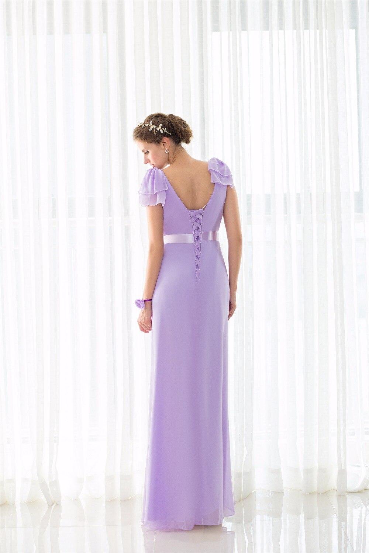 Charmant Lavendel Kleider Für Hochzeit Zeitgenössisch - Brautkleider ...
