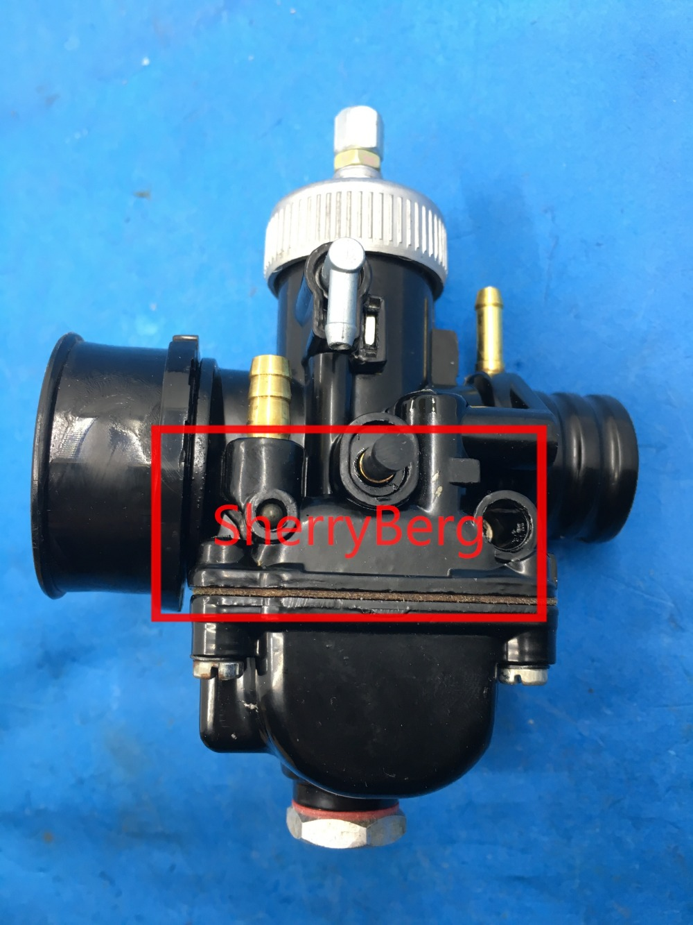 Dellorto Model carburetor PHBG 21MM BLACK 70cc 90cc carby fit Yamaha honda Zuma Puch such sachs scooter moped carb carburettor high quality carburetor for yamaha 4dm zuma bws50 bws100 jog50 jog90 4vp e4101 30 00