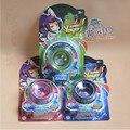 Aleación YOYO Trick Light Up Yo-yo Bolas con Cadena Divertido Juguetes Para Niños Color al azar Rojo Verde Crecido Juguetes Clásicos A1 A3 A5 Bola de la Velocidad