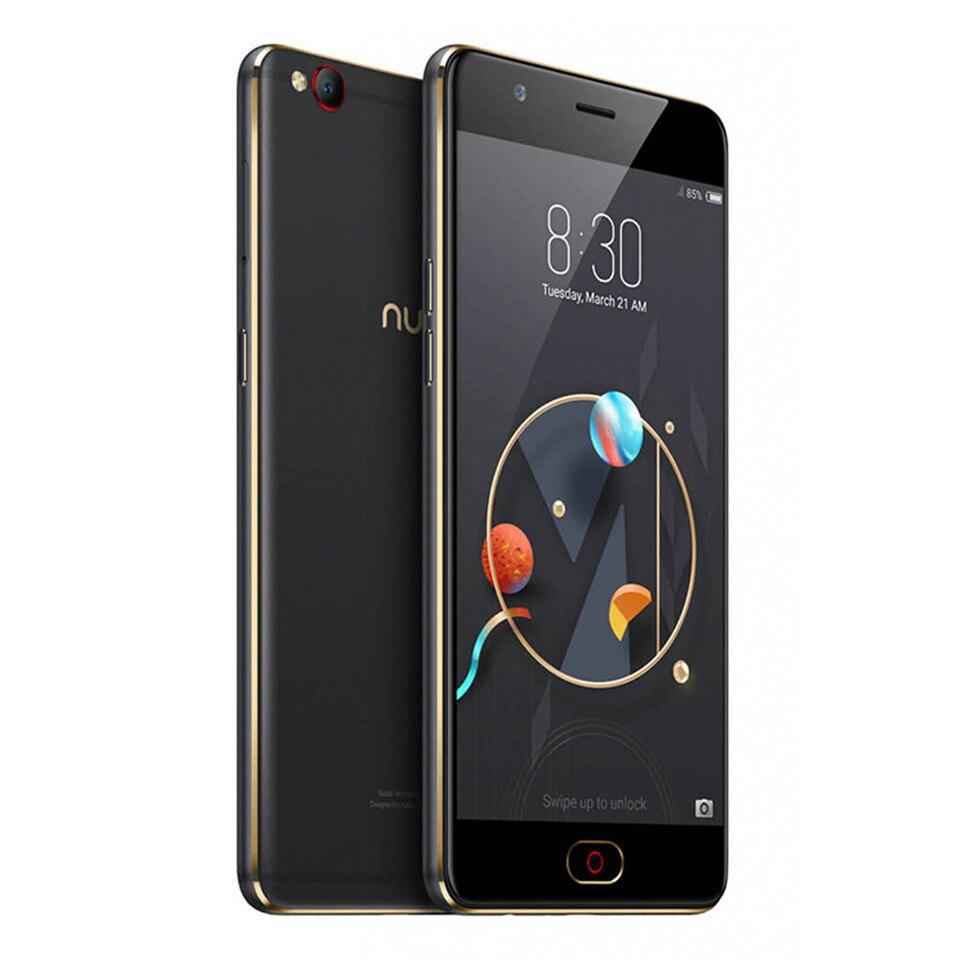 ZTE NUBIA M2 LITE 3GB RAM 64GB ROM MTK6750 1.5GHz Octa Core 5.5 Inch 2.5D HD Screen Android 6.0 16.0MP 3000mAh 4G LTE Smartphone