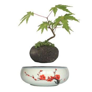 Lévitation pot de fleur Flottant Aimant Bonsaï Air Bonsaï Pots De Fleurs decoration