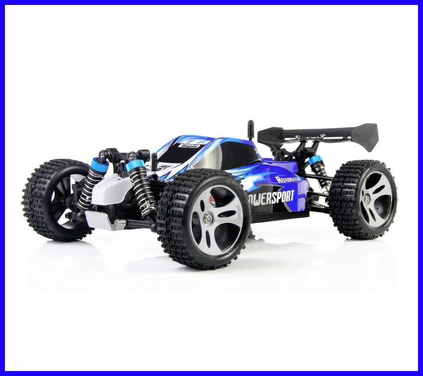 Wltoys A959 2.4G Radio Remote Control RC Car Kid Toy Model Scale 1:18 New Shockproof Rubber wheels Buggy Highspeed Off-RoadWltoys A959 2.4G Radio Remote Control RC Car Kid Toy Model Scale 1:18 New Shockproof Rubber wheels Buggy Highspeed Off-Road