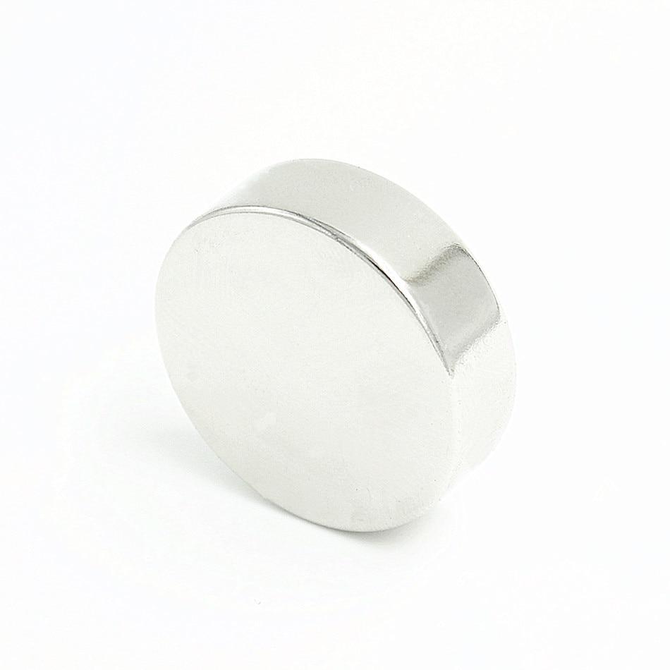 1pcs Strong Round Dia  100mm x 20mm N35 Rare Earth Neodymium Magnet Art Craft Fridge free shipping 5pcs round circular cylinder 25 x 20 mm magnet rare earth neodymium 25 20 mm