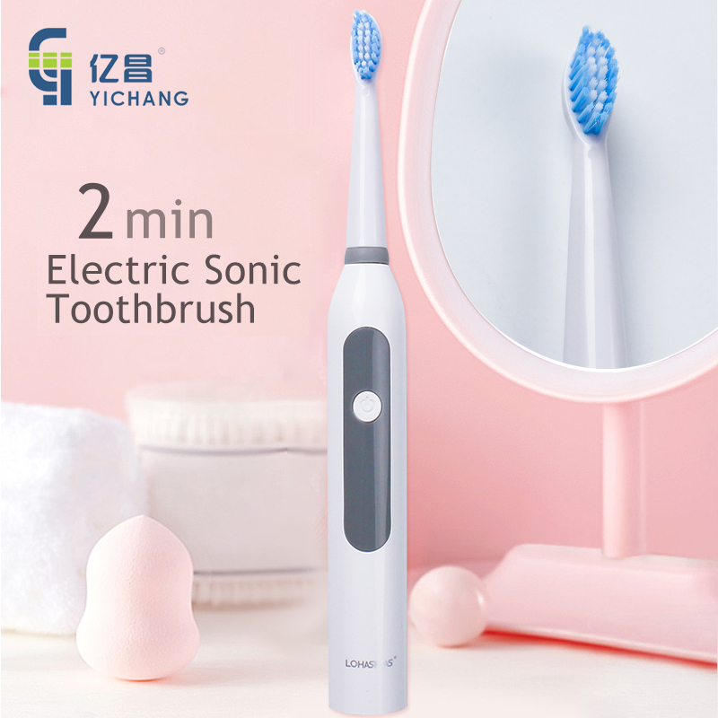 Ultrasound teeth cleaning therapy sonic electric toothbrush for child automatic tooth brush cleaning tools image