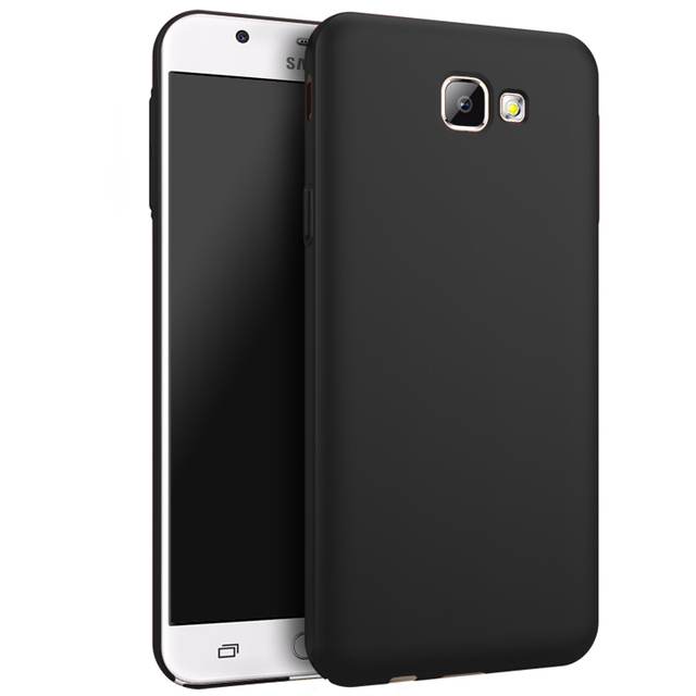 new arrival e5405 bba54 US $2.55 |For Samsung Galaxy J7 Prime Case Slim Hard Matte Back Cover  Frosted Full Edge Protective Cover Case For Samsumg J7 Prime G610F-in  Fitted ...