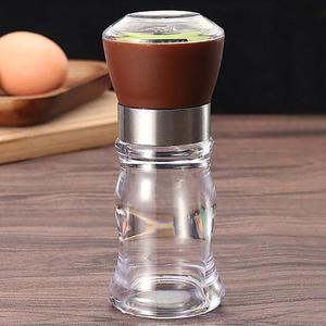 Image 5 - Kitchen Grinding Bottles Tools Salt Pepper Mill Grinder Pepper Grinders Shaker  Container Seasoning Condiment Jar Holder