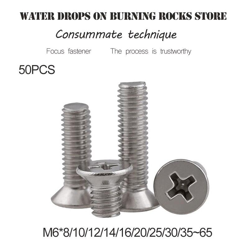 M6 x 90mm M6 Hex Socket Head Cap Screws,Stainless Steel,Full Thread,Right Hand,Metric,10-Pieces