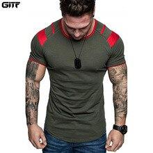 GITF, Мужская дышащая футболка для бега, для тренажерного зала, фитнеса, тренировок, тренировок, короткий рукав, футболки, мужские, для бега, тонкие, быстросохнущие, футболки, топы для мужчин