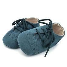 Популярная обувь для новорожденных; обувь для первых прогулок; обувь из мягкого нубука для мальчиков и девочек; нескользящая обувь; мокасины; обувь для малышей