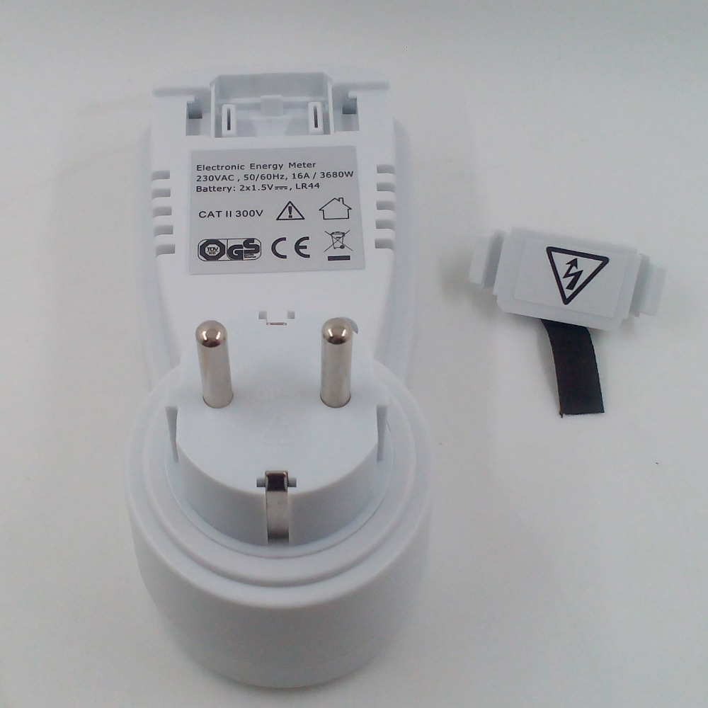 Elektrische Energiezähler Saver Power Watt Meter Tester Drahtlose