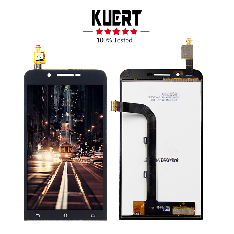 Free Shipping For Asus Zenfone Go ZC500TG Digitizer Touch Screen Lcd Display Assembly Re ...