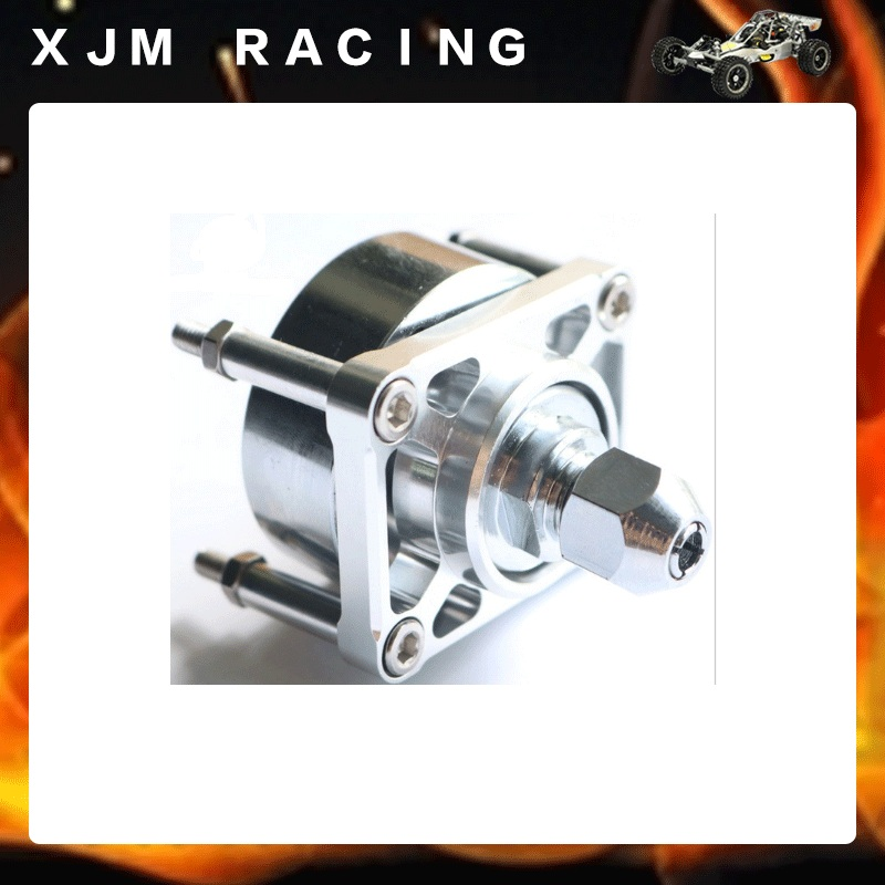 RC Gas Boat metal Clutch Kit fits ZENOAH CRRC RCMK CY SIKK Petrol Marine Engine parts aluminium tuned exhaust pipe for zenoah crrc rcmk petrol marine engine rc gas boat