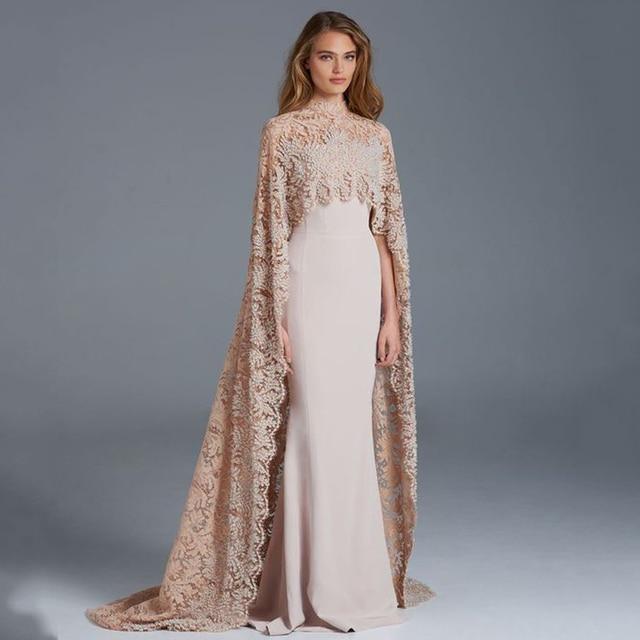 Cape Evening Dresses