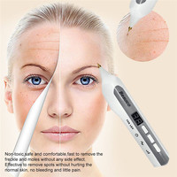 Laser Pen Beauty Instrument Face Skin Care Switchable Freckle Moles Dot Removal Anti Aging Dot Mole Tattoo Remover Makeup Tool