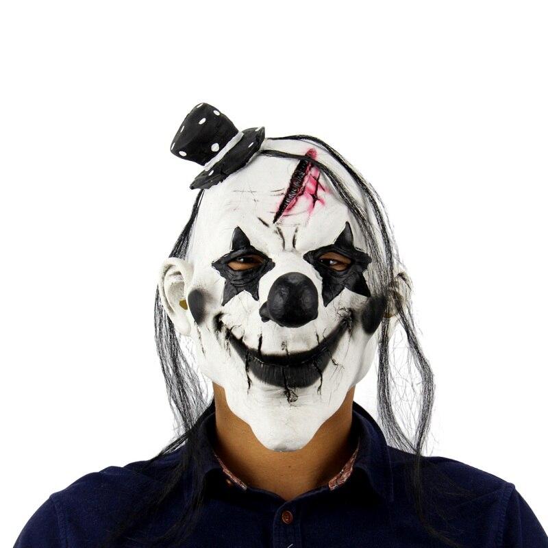 Scary Halloween Clown Mask 2