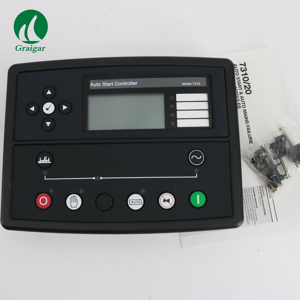 DSE7310 Generator Controller Auto Start Control 8 Configurable Outputs 6 Configurable InputsDSE7310 Generator Controller Auto Start Control 8 Configurable Outputs 6 Configurable Inputs
