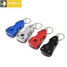 Mini Pocket Tool MultiFunctional Outdoor Survival Folding Knife Portable Multi Screwdriver LED Flashlight Bottle Opener