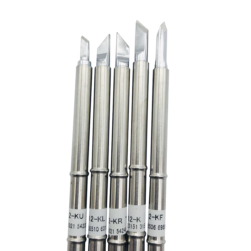 T12 K Series Soldering Solder Iron Tips T12 Series Iron Tip For Hakko FX951 STC AND STM32 OLED Electric Soldering Iron