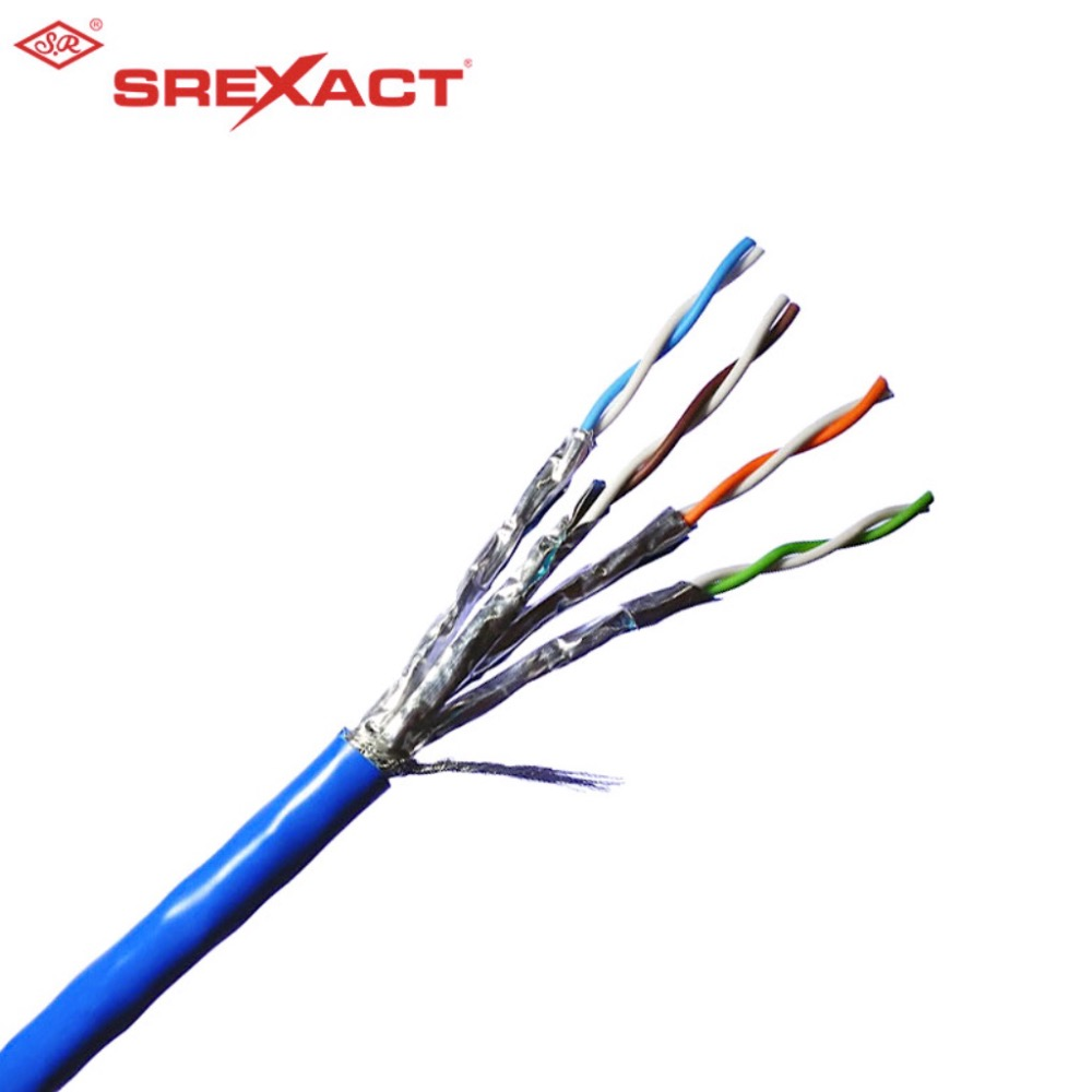 sunrise 1071700047 011 100M ethernet cable cat6 SKEWLESS TWISTED PAIR rj45  SKEW DELAY LESS Network Cable, Wire For DIY-in Ethernet Cables from  Computer ...
