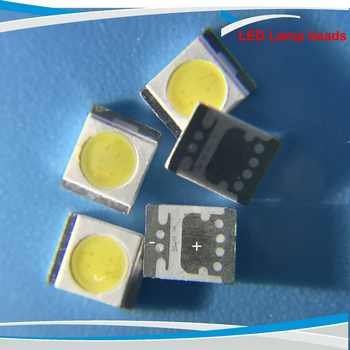 1000PCS discount wholesale Korea Seoul semiconductor LG Samsung JUFEI 2835 3528 1210 TV backlight beads 3 volts and 2 watts - DISCOUNT ITEM  0% OFF All Category