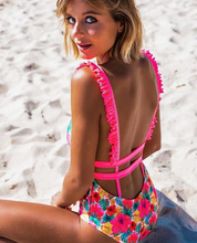 Bandage/halter/high Cut/sexy/Swimsuits One Piece Swimsuit Women Swimwear Bathing Suit Women Monokini Swimming Suit for Womens