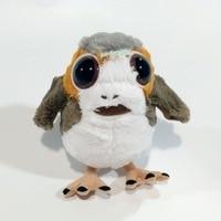 26cm Porg Bird Plush Toys Doll For Kids Gifts Birthday