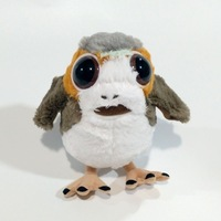 26cm Porg Bird Plush Toys Doll For Kids Gifts Birthday