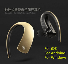 Hot Sales X18 Bluetooth Headphone V4.1 Stereo Earphones With Mic Wireless Universal Voice Report Headset For iOS Andoind Windows