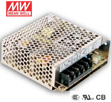 MEANWELL 24V 35W UL Certificated NES series Switching Power Supply 85-264V AC to 24V DC meanwell 5v 130w ul certificated nes series switching power supply 85 264v ac to 5v dc