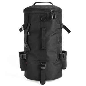Image 2 - 23L Large Capacity Multi purpose Fishing Tackle Backpack Outdoor Fishing Tool Carry Pouch Fishing Lure Bag Rod Holder Bag Case