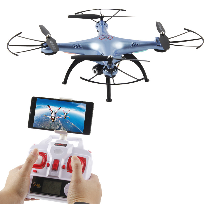Newest Outdoor Quadcopter DM006 4CH 6-Axis WIFI FPV RC Helicopter drone top camera 5.0 MP A Key Return Headless MODE PK Syma x8w original jjrc h28 4ch 6 axis gyro removable arms rtf rc quadcopter with one key return headless mode drone