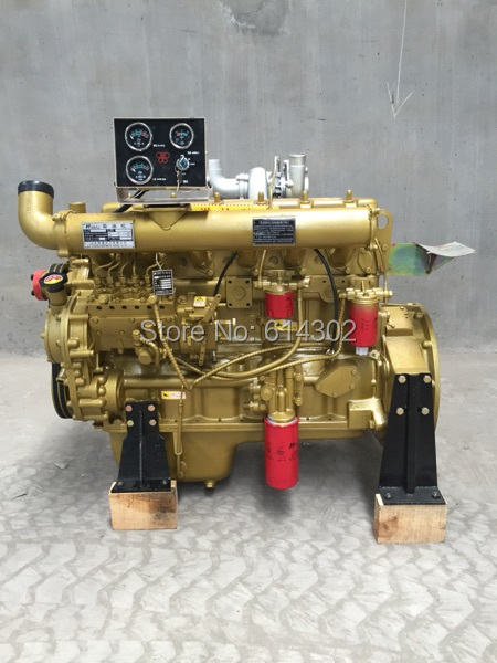 China Ricardo 110kw R6105AZLD diesel engine for 100kw weifang diesel generator недорго, оригинальная цена