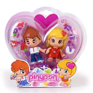 Cute Pinypon dolls Action Figu