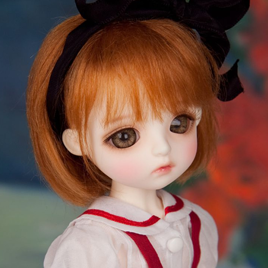 1/3 scale nude BJD girl SD Joint doll Resin figure model