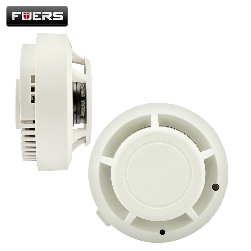High Sensitive Smoke Detector Home Alarm Systems Security ...