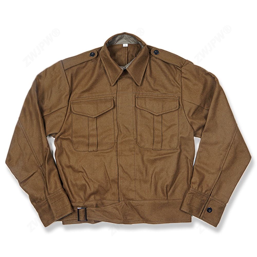 Reproduction WW2 P37 UK Army Denison Outdoors Woolen Jacket ultrasonography in small ruminants reproduction