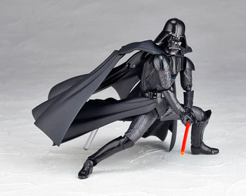 Фигурка Звездные воины Дарт Вейдер 16 см фигма 1