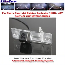 цена на Liislee Dynamic Guidance Rear Camera For Chevy Chevrolet Estate Exclusive HHR JOY HD 860 * 576 Parking Intelligentized