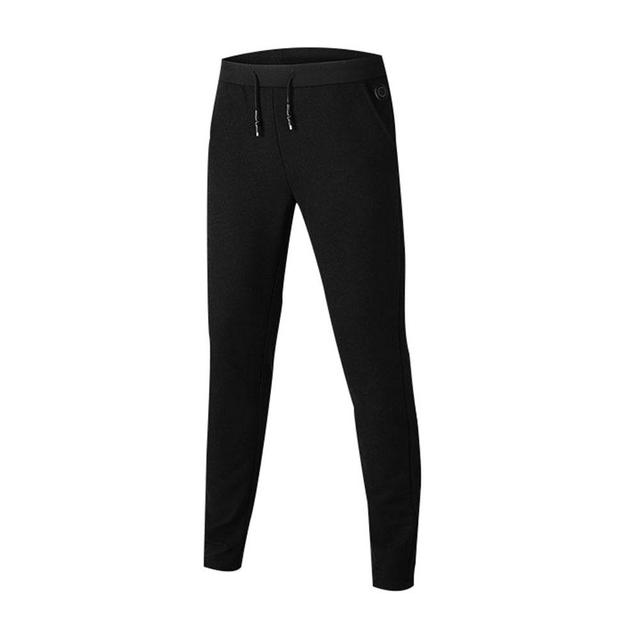 Electric Heated Warm Pants Men Women USB Heating Base Layer Elastic Trousers Insulated HeatedUnderwear for Camping Hiking 1