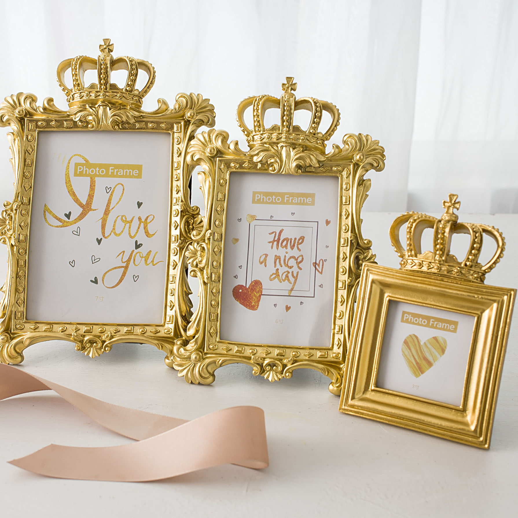 Perfect Gold Crown Wall Decor Image - Wall Art Collections ...