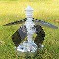 FX091 КАНАЛ Дистанционного Управления Вертолет Высота Зондирования Летающих Спутник летающая фея Launcher Самолет Инфракрасный Датчик