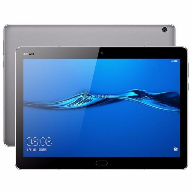 Оригинальный 10.1 дюймов Huawei MediaPad M3 Lite 10 bah-w09 Глобальный Планшеты PC Snapdragon 435 Octa core 4 ГБ 64 ГБ 3 ГБ 32 ГБ EMUI 5.1 GPS