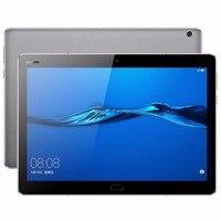 Orijinal 10.1 inç Huawei MediaPad M3 Lite 10 BAH-W09 Tablet SnapDragon 435 Octa Çekirdek 4 GB 64 GB 3 GB 32 GB EMUI 5.1 GPS 8MP 6660 mAh