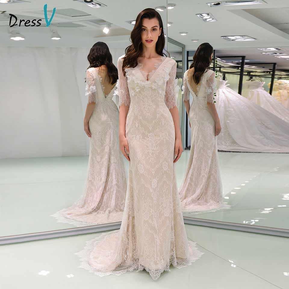3c1d38e6c5b Backless Elegant Wedding Dresses - Gomes Weine AG