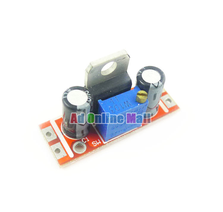 Dualrail Variable Dc Power Supply Electronic Components Circle