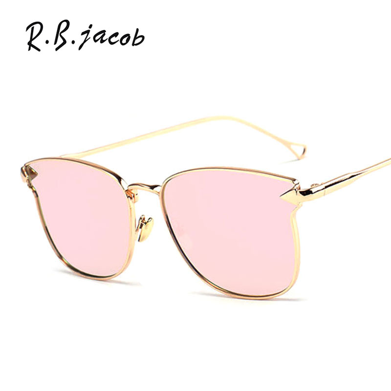 abf7d3073b469 Óculos de sol Das Senhoras de Luxo Da Marca Óculos De Sol Das Mulheres 2017  óculos de Sol Quadrado Espelho Designer de Oculos de Sol Feminino Óculos ...